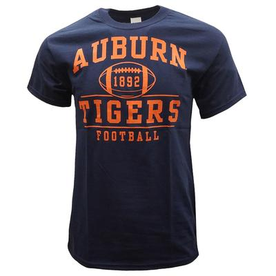 Auburn Retro 1892 Football T-Shirt
