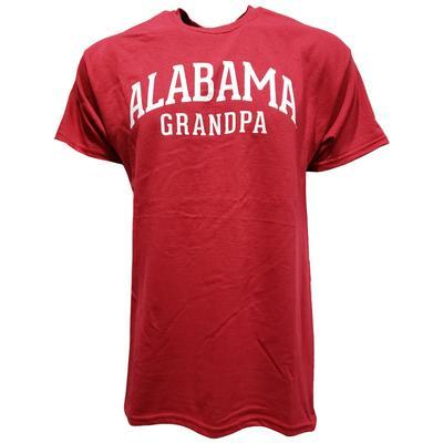 Alabama Grandpa Arch Tee