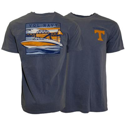 Tennessee Comfort Colors Vol Navy Tee