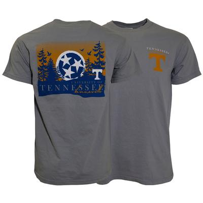 Tennessee Comfort Colors Tristar Wildlife Tee