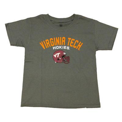Virginia Tech Youth Arc Helmet T-Shirt
