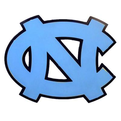 UNC Logo 3D Metal Art - 21