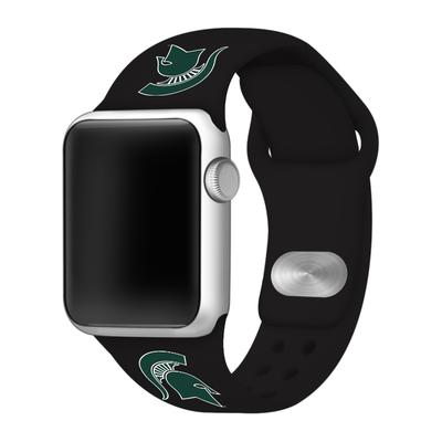 Michigan State Apple Watch Silicone Sport Band 42mm