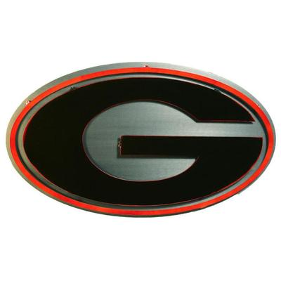 Georgia Power G Logo 3D Metal Art -