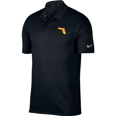 Florida State Nike Golf Vault State Logo Dry Victory Solid Polo