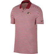 Florida State Nike Golf Vault Seminole Dry Victory Stripe Polo