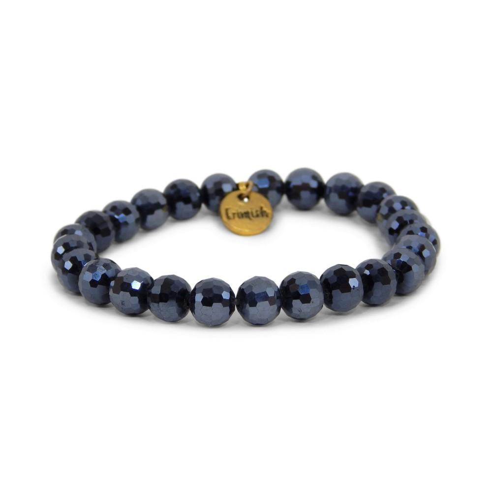 Erimish Navy Stackable Bracelet