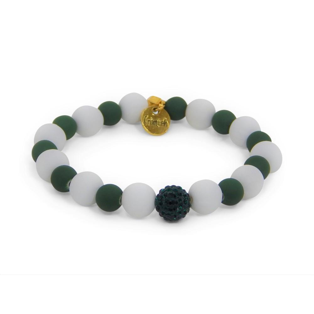 Erimish Hunter Green Stackable Bracelet
