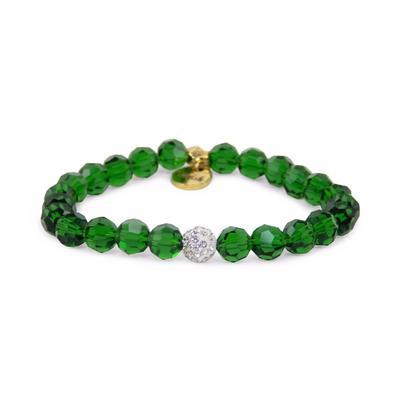 Erimish Green Taylor Stackable Bracelet