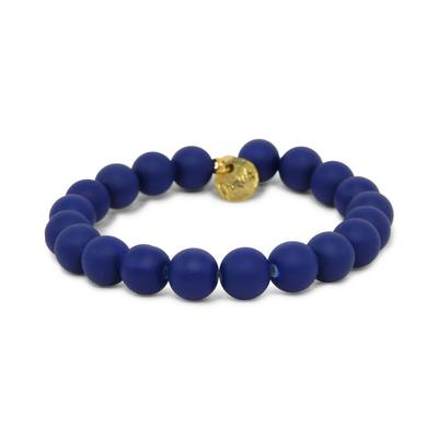 Erimish Navy Oscar Stackable Bracelet
