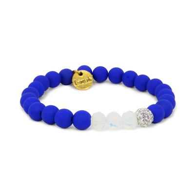 Erimish True Blue Stackable Bracelet