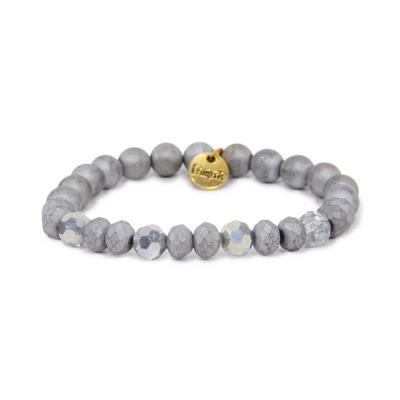 Erimish Silver Riggle Stackable Bracelet