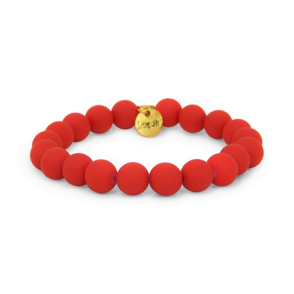 Erimish Red Robin Stackable Bracelet