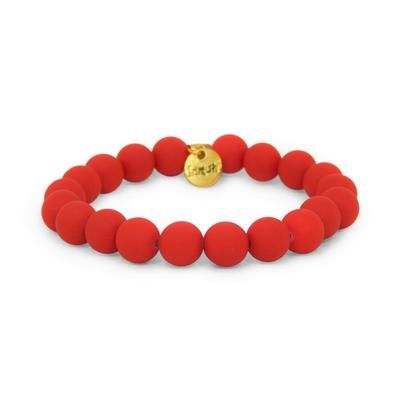 Erimish Red Robin Stackable Bracelet
