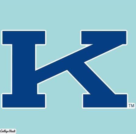 Kentucky Decal Vault K Logo (4
