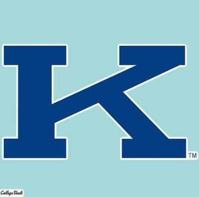 Kentucky Decal Vault K Logo (4