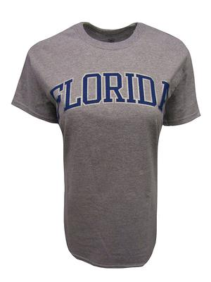Florida Women's Basic Arch T-Shirt OXFORD