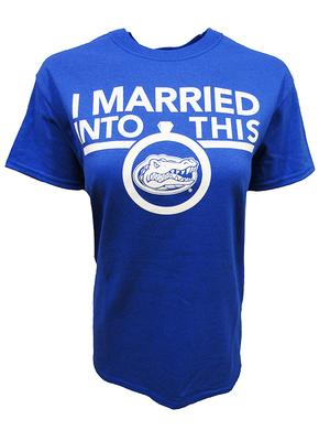 Florida I Married Into This T-Shirt