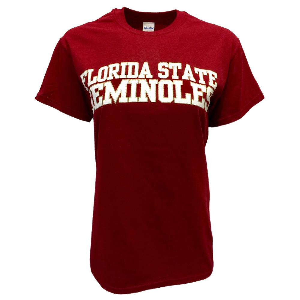 Florida State Women's Double Arch Tee