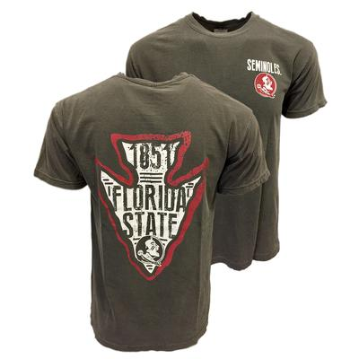 Florida State Comfort Colors Arrowhead Tee