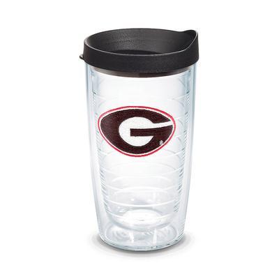 Georgia Tervis 16oz G Logo Tumbler