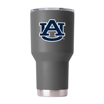 Auburn Gametime Sidekick Grey 30oz Tumbler With Lid