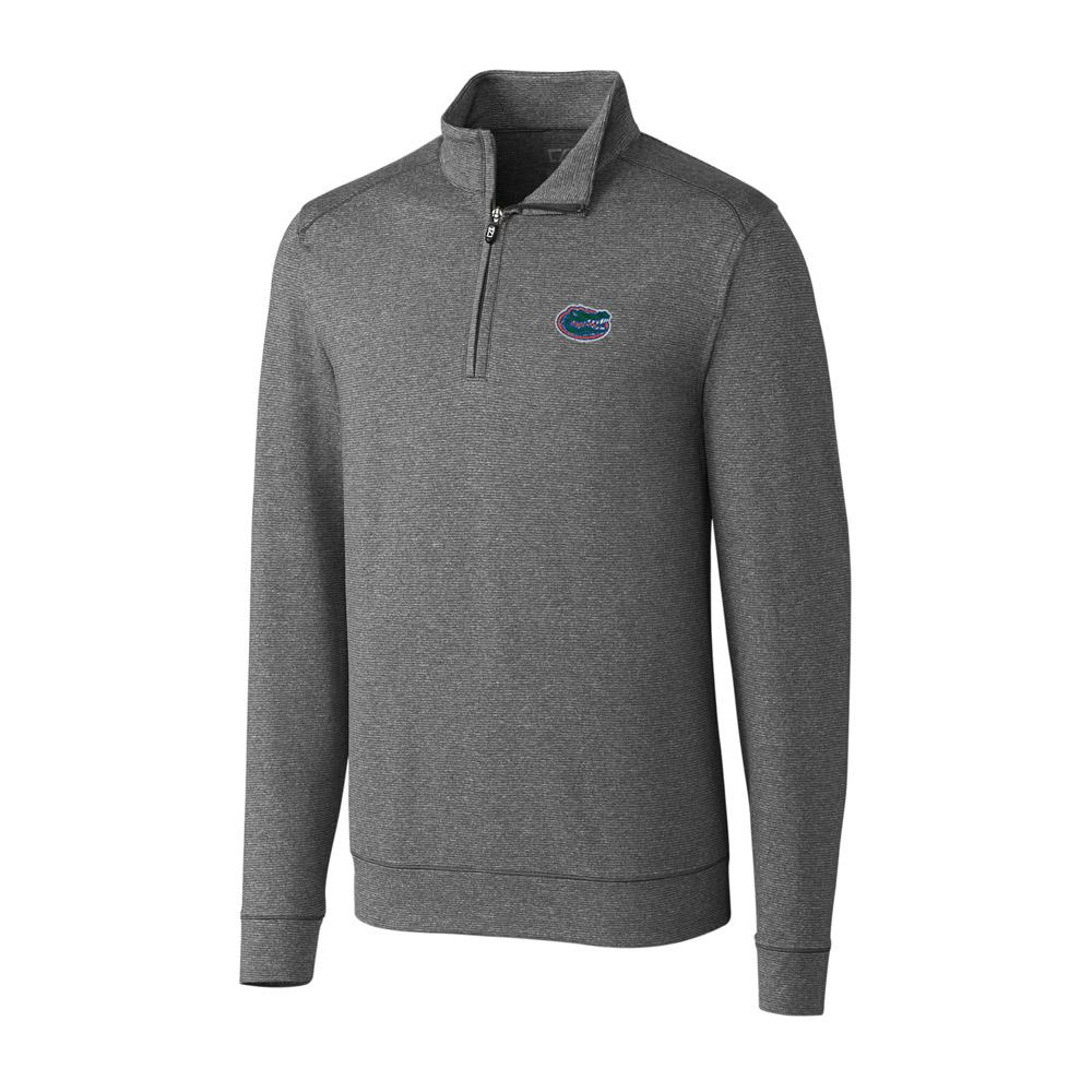 Florida Cutter And Buck Big And Tall Shoreline Half Zip Pullover *** Custom Order ***