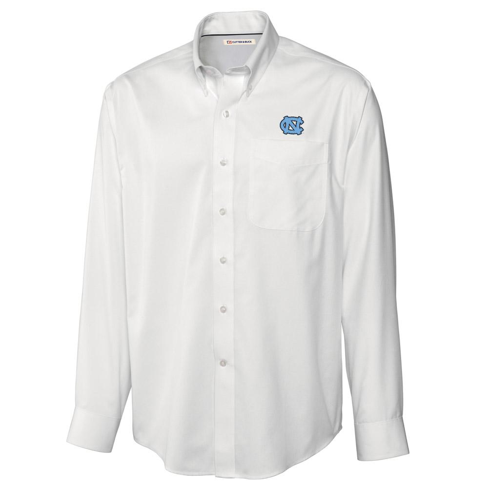 Unc Cutter And Buck Big And Tall Fine Twill Button Down *** Custom Order ***