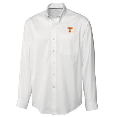 Tennessee Cutter and Buck Big and Tall Fine Twill Button Down ***Custom Order***