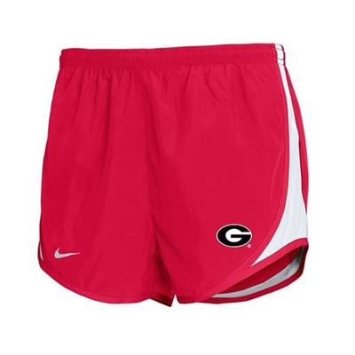 Georgia Nike Youth Girls Tempo Short