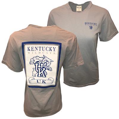 Kentucky Wildcats Framed Logo Tee
