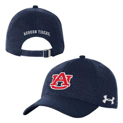 Auburn Under Armour Women's Threadborne Adjustable Closer Hat