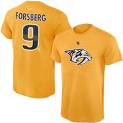 Nashville Predators Youth Filip Forsberg Jersey T- Shirt