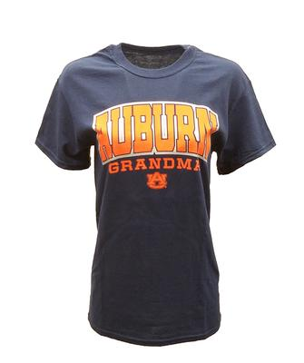 Auburn Grandma Arch Tee