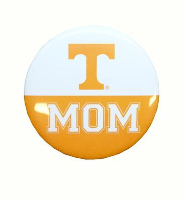 Tennessee Power T Mom Gameday Button