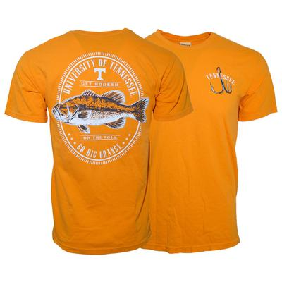 Tennessee Comfort Colors Get Hooked On The Vols Tee