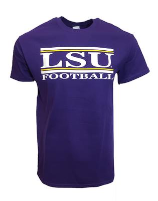 LSU Bar Football Tee