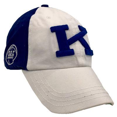 Kentucky Flagstaff Clean Up Adjustable Cap