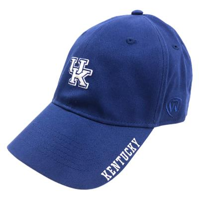 Kentucky 3D Mini Logo Cotton Hat
