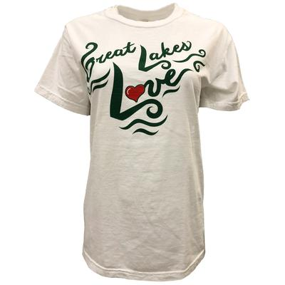 Great Lakes Love Comfort Colors Tee