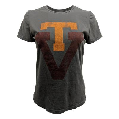Virginia Tech Retro Brand Martha Vault Logo Tee