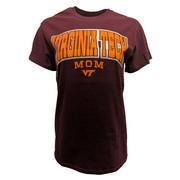 Virginia Tech Mom Arch T- Shirt