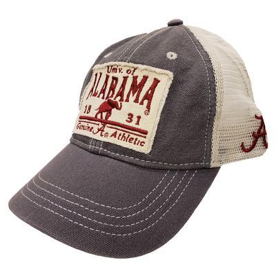 Alabama Hipster Label Meshback Cap