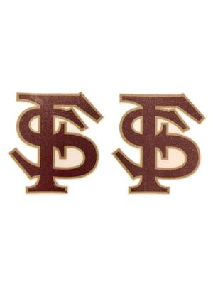 Florida State 2 Inch Decal 2 Pack