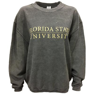Florida State Chicka-D Corded Sweatshirt