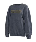 West Virginia Chicka- D Corded Sweatshirt