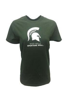 Michigan State Women's Spartans Will Tee