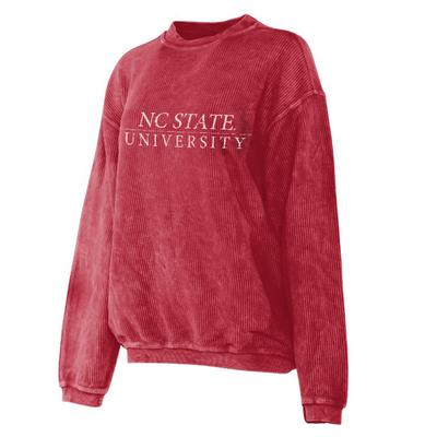 NC State Chicka-D Corded Sweatshirt