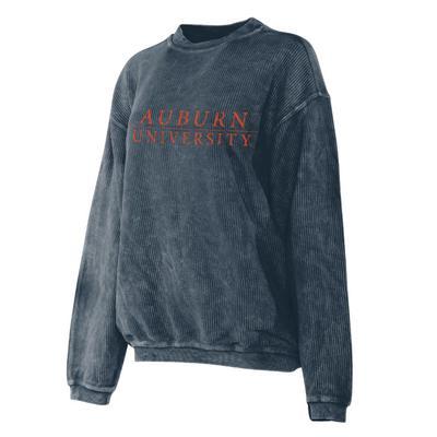 Auburn Chicka-D Corded Sweatshirt