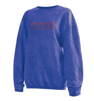 Florida Chicka-D Corded Sweatshirt